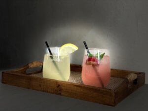 Hjemmelavede drikke i Menu Restaurant ThaiMark